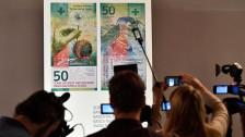 Audio «Neu im Portemonnaie – die neue 50-Franken-Note» abspielen