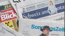 Audio «Leserschwund auch bei den Sonntagszeitungen» abspielen