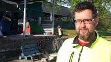 Audio «Unterwegs auf der Flüchtlingsroute: Michael Räber in Idomeni» abspielen