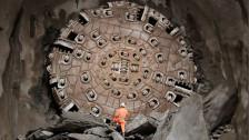 Audio «Gotthardtunnel: Die Baufirmen verdienen kaum» abspielen