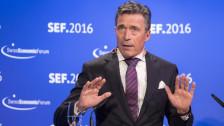 Audio «SEF 2016: Rasmussen und Russland» abspielen