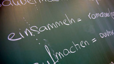 Audio «Frühfranzösisch - juristische Hintertüre für Abweichler?» abspielen