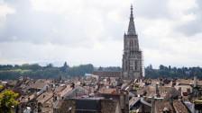 Audio «Negativzinsen: Wie Städte mit Schulden Geld verdienen» abspielen