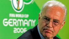 Audio «Strafverfahren gegen Franz Beckenbauer» abspielen
