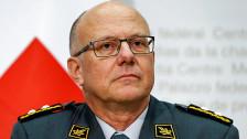 Audio «Philippe Rebord wird neuer Armee-Chef» abspielen