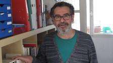 Audio «Lyriker Berisha vereinigt albanische und Schweizer Literatur» abspielen