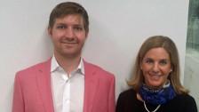 Audio «Jay Lieberherr und Ann-Kathrin Greutmann» abspielen