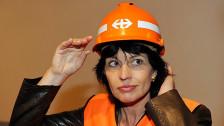 Audio «Doris Leuthard wird neue Bundespräsidentin» abspielen