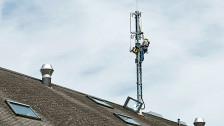 Audio «Mobilfunk – Debatte um Lockerung von Strahlen-Grenzwerten» abspielen