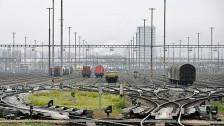 Audio «Güterverkehr – im Takt unterwegs» abspielen