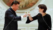 Audio «Staatsbesuch aus China – die Bilanz» abspielen