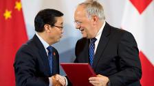 Audio «Chancen und Risiken des Freihandels mit China» abspielen