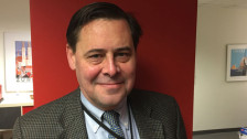 Audio «Charles King Mallory IV zum Amtsantritt Donald Trumps» abspielen