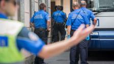 Audio «Fast 50'000 illegale Grenzübertritte in die Schweiz» abspielen