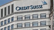 Audio «Steuerrazzien bei ausländischen Credit-Suisse-Filialen» abspielen