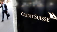 Audio «Untersuchungen in Filialen der Credit Suisse» abspielen