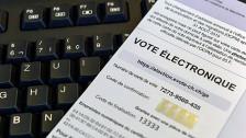 Audio «Bundesrat will E-Voting vorantreiben» abspielen