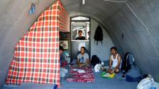 Audio «Sommaruga fordert Verteilschlüssel für Flüchtlinge» abspielen