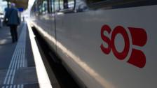 Audio «SBB und Südostbahn spannen zusammen» abspielen