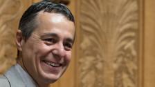 Audio «Tessiner FDP-Vorstand will Ignazio Cassis» abspielen