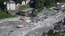 Audio «Hochwasser als grösstes Problem in Bondo» abspielen