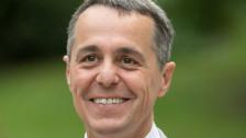 Audio «Im «Tagesgespräch» Bundesratskandidat Ignazio Cassis» abspielen