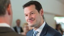 Audio «Im «Tagesgespräch» Bundesratskandidat Pierre Maudet» abspielen