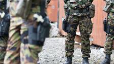 Audio «Entlastung für Oberfeldarzt der Schweizer Armee» abspielen