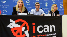 Audio «Bemühungen um eine atomwaffenfreie Welt werden belohnt» abspielen