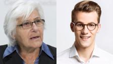 Audio «Generationen-Dialog: Rosmarie Zapfl und Andri Silberschmidt» abspielen