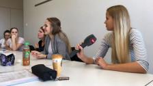 Audio «Angehende Fachfrauen Gesundheit diskutieren» abspielen