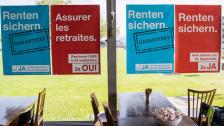 Audio ««Giesskannenprinzip» sorgte für Nein zur Rentenreform» abspielen