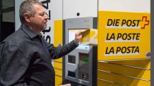 Audio «Marschhalt bei Poststellen-Schliessung?» abspielen