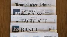 Audio «NZZ und AZ-Medien fusionieren Regionalmedien» abspielen