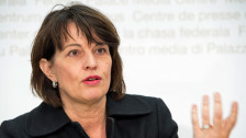 Audio «Doris Leuthard zur «No Billag»-Initiative» abspielen