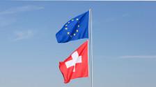 Audio «Spannungen zwischen der EU und der Schweiz» abspielen