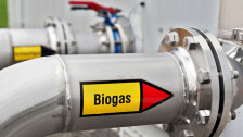 Audio «Auszeichnung für Biogas-Gewinnung aus Abfällen» abspielen