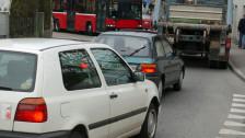 Audio «Verkehrssituation in den Agglomerationen soll verbessert werden» abspielen