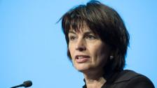 Audio «Bundesrätin Leuthard enttäuscht über PostAuto AG» abspielen