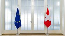 Audio «Ein Schiedsgericht für Streitfälle mit der EU» abspielen