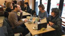 Audio «Zusammen essen gegen die Einsamkeit» abspielen