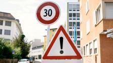 Audio ««Tempo 30»-Zonen – Erfolg für die Stadt Zürich» abspielen