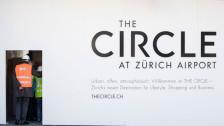 Audio «Grossbaustelle «The Circle» am Flughafen Zürich» abspielen
