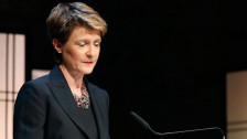 Audio «Bundesrätin Sommaruga dankt dem «Runden Tisch»» abspielen