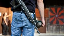 Audio «Nationalrat für schärfere Waffenrichtlinen» abspielen