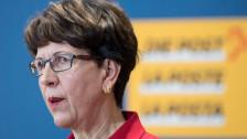 Audio «Geschäftsleitung der Postauto AG wird freigestellt» abspielen