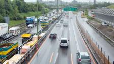 Audio «Rechts vorbeifahren auf Autobahn soll erlaubt werden» abspielen