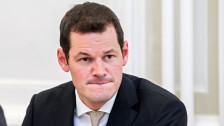 Audio «Pierre Maudet bleibt vorerst im Amt» abspielen