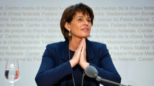 Audio «Bundesrätin Doris Leuthard tritt zurück» abspielen