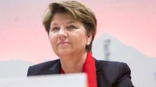 Audio «Stolpersteine auf dem Weg in den Bundesrat?» abspielen
